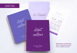 2021 Elegant Excellence Goals Journals + Workshops
