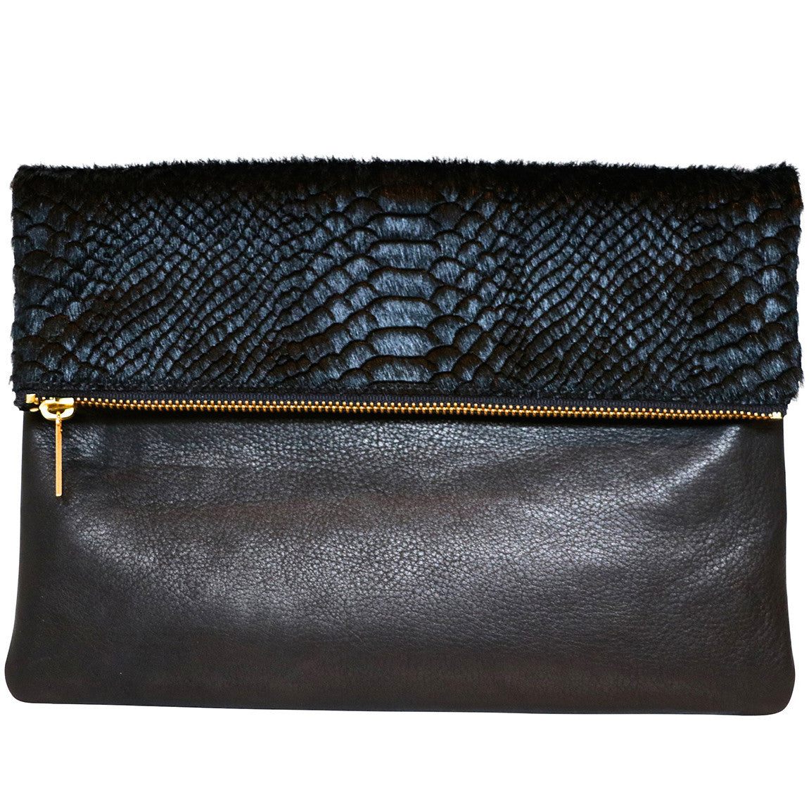 Little Black Bag, Black Clutch, Black Handbag, Leather Clutch, Gifts for her, Christmas Wishlist, Crossbody Bag, Black Python Leather, Evening Bag, Southern Designers, Southern Handbag Designer, Cowhide Clutch, Molly Jane Designs, Southern Living Handbags, Handbag Accessories
