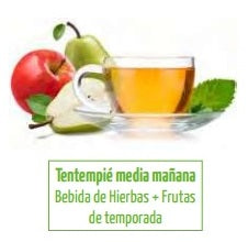 tentempie-herbalife