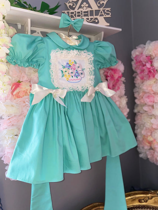 Exclusive Tiffany Dolly Dress