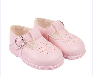 Baypods Pink Girls Shoes