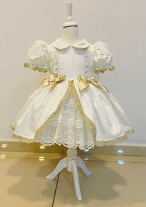 Ivy Ivory Girls Exclusive Dress