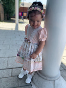 Libby Lace Girls dress