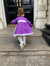 Load image into Gallery viewer, Dolcie Girls Purple Dress