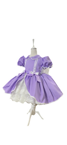 Ivy Lilac Exclusive Girls Dress