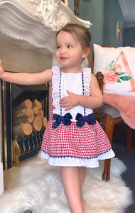 Poppy Girls Dress