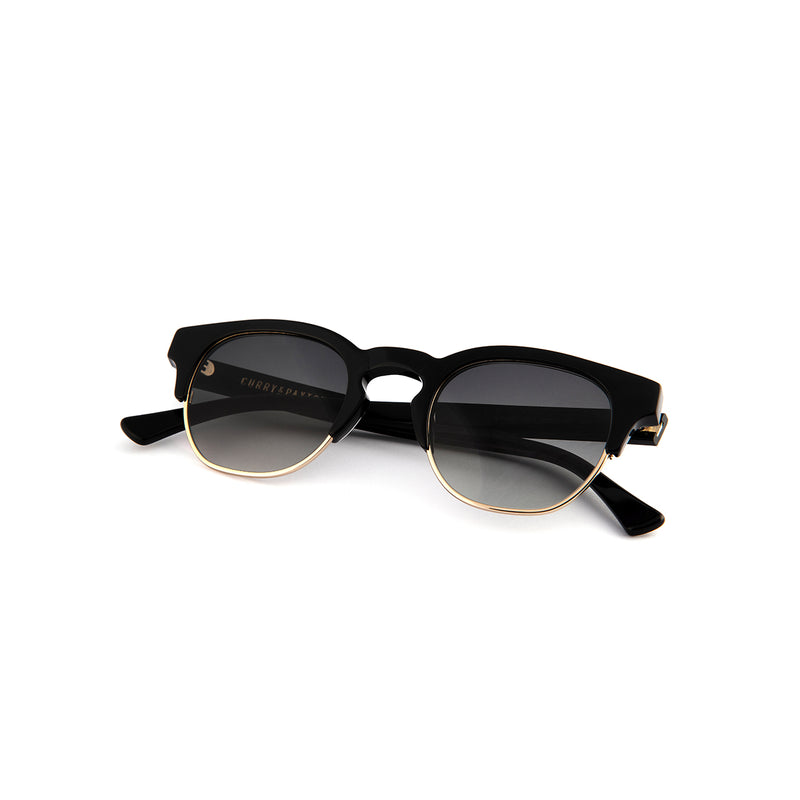 Piano Black Ronnie Sunglasses