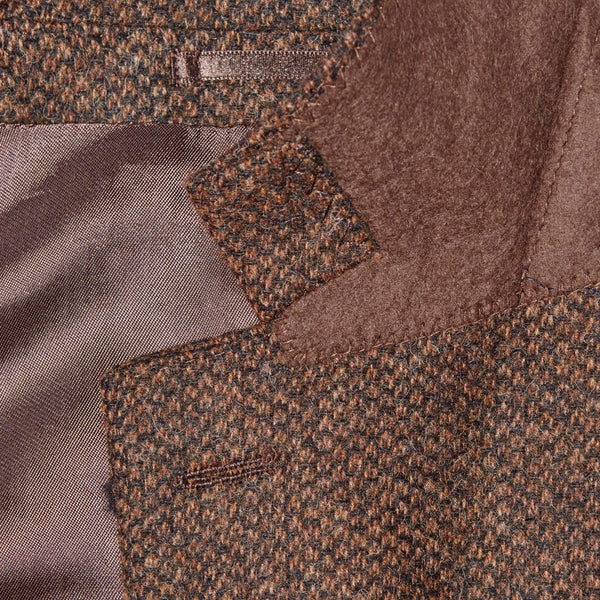 Brown Barleycorn Tweed Jacket