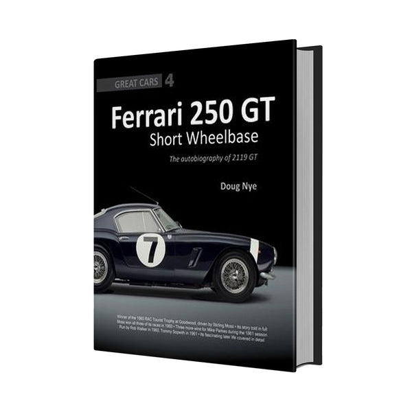 Ferrari 250 GT Short Wheelbase - The autobiography of 2119 GT