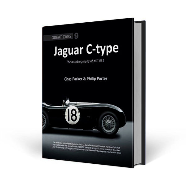 Jaguar C-type - The autobiography of XKC 051