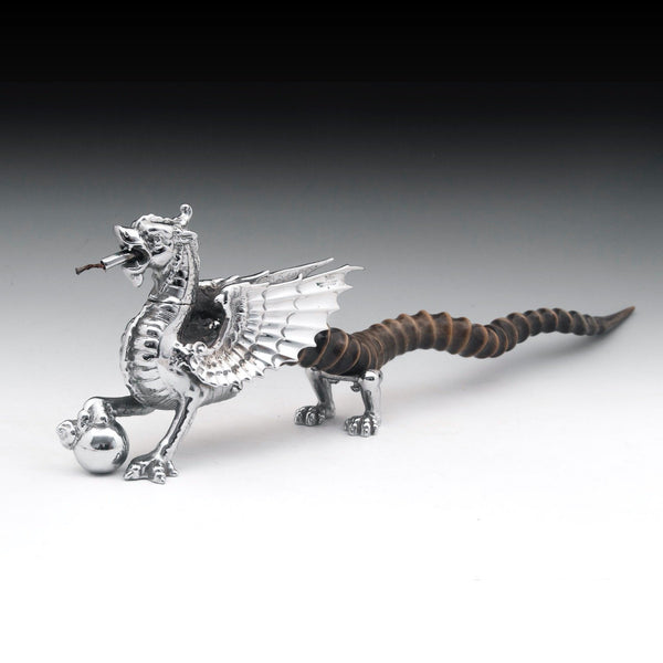 Dragon Table Lighter c.1910
