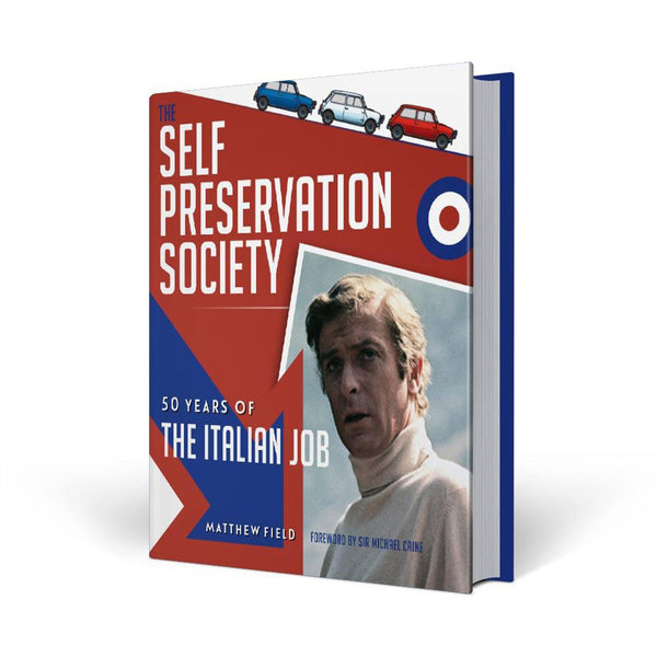 The Self Preservation Society - 50 Years of The Italian Job