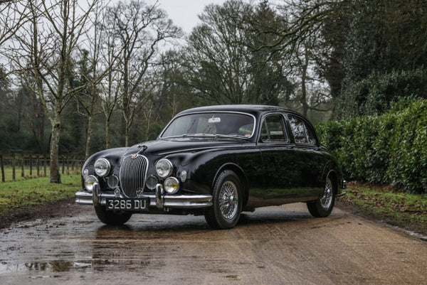 1959 Jaguar MKI - 'The Ultimate Fast Road Specification'