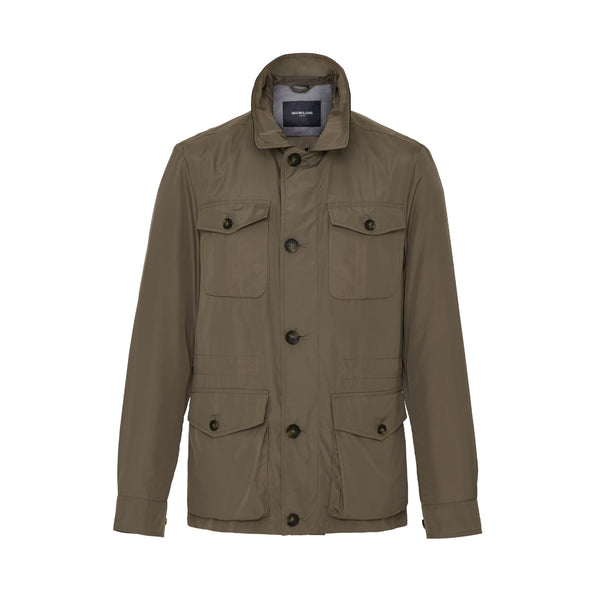 Khaki Safari Jacket