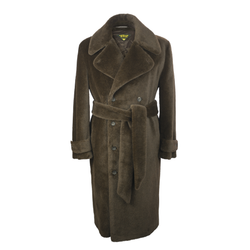 Motoluxe Teddy Bear Coat | Mason & Sons -1