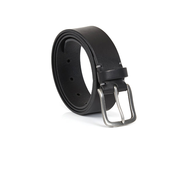 Original Belt in Pitch Black with Pewter