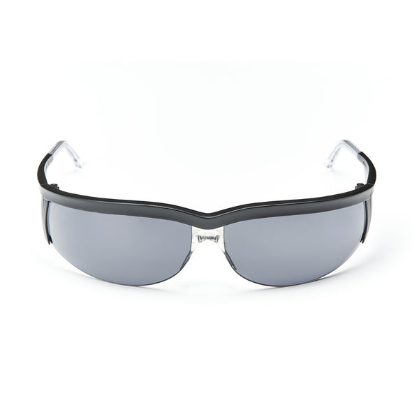 Rossano Black Sunglasses with Gauguin Grey