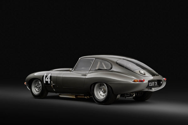 1961 Jaguar E-Type 'CUT 7'