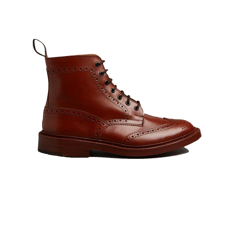 Marron Stow Country Boot