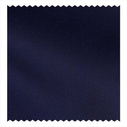 Navy Plain Weave Lightweight Super 110's