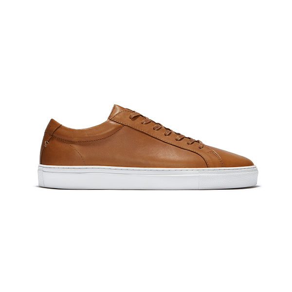 Double Caramel Leather Series 1 Sneakers