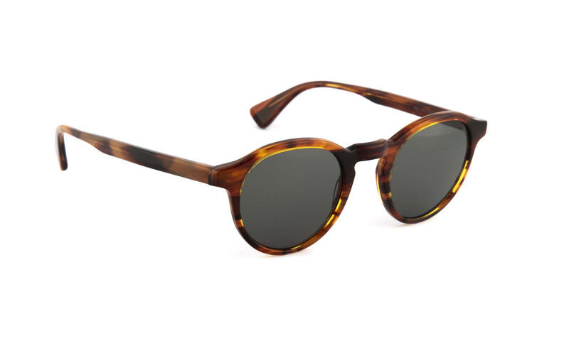 Caramel Alex Sunglasses