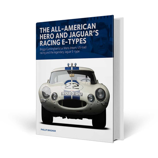 The All-American Hero and Jaguar's Racing E-types