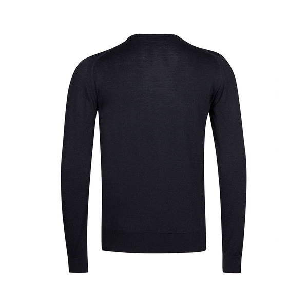 Navy Hatfield Pullover