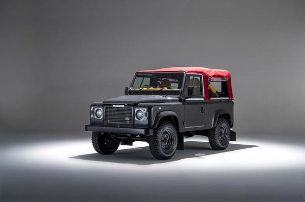 2010 Land Rover Defender 90 Classic Soft Top