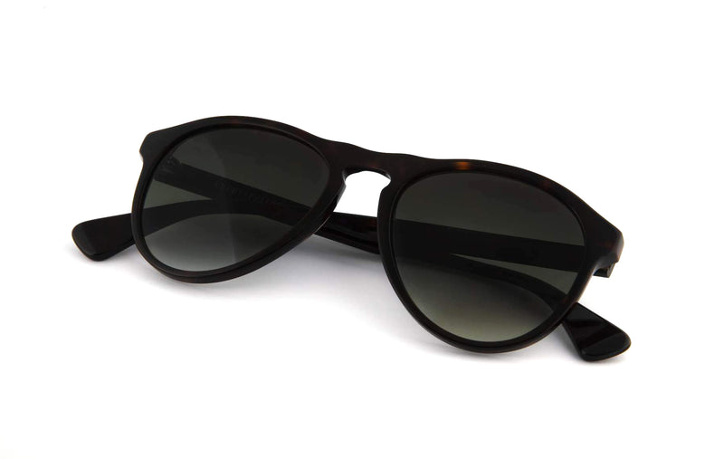 Dark Tortoiseshell Paul Sunglasses