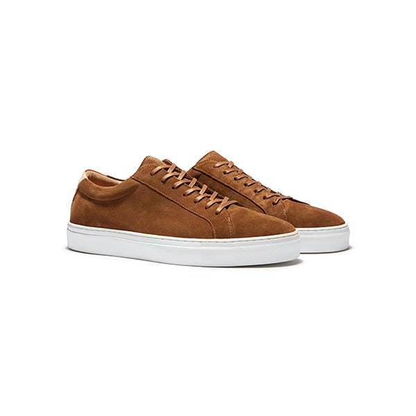 Tobacco Suede Series 1 Sneakers