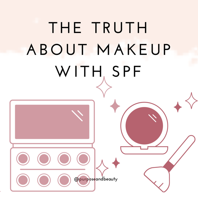 The Truth about Make up with SPF