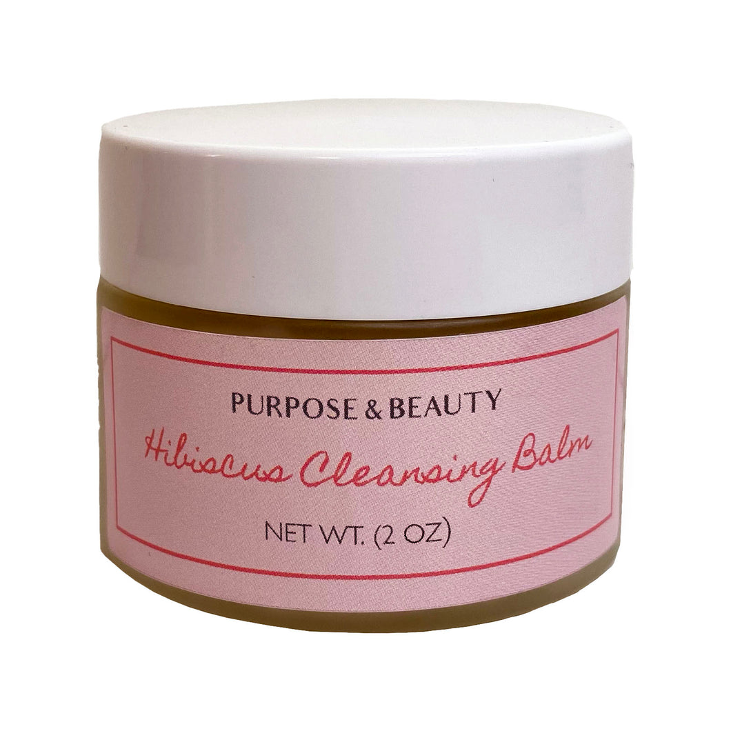 Hibiscus Cleansing Balm