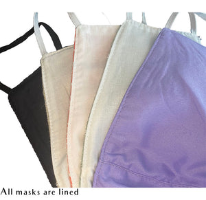 Fabric Masks-PACK OF 5