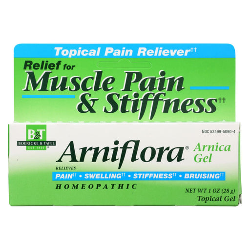 Boericke And Tafel - Arniflora Arnica Gel - 1 Oz