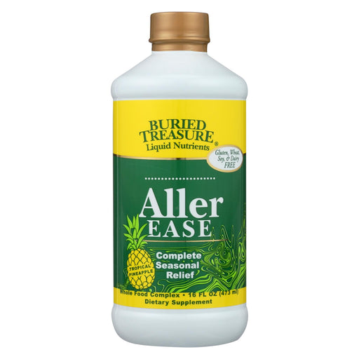 Buried Treasure - Aller Ease Allergy Relief - 16 Fl Oz