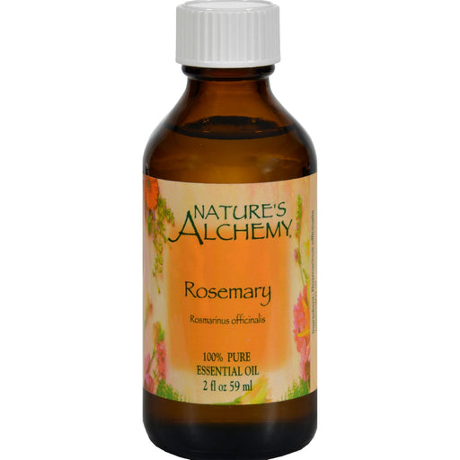 Nature's Alchemy Rosemary Essential Oil - 2 Oz