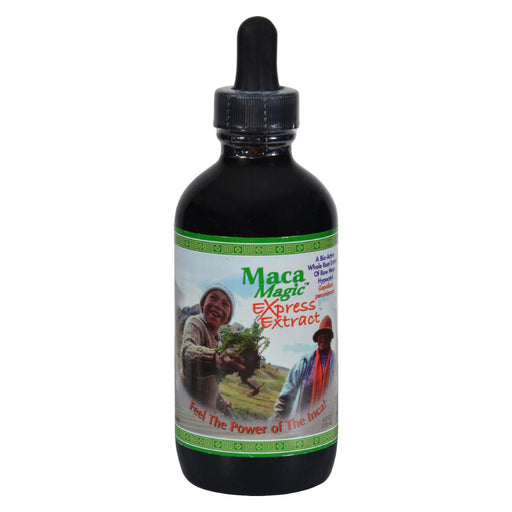 Maca Magic Express Extract - 4 Fl Oz