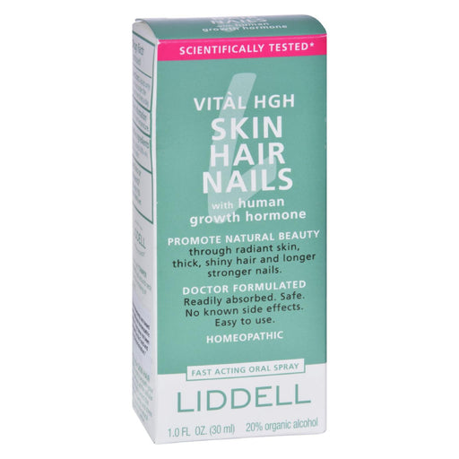 Liddell Homeopathic Vital High Skin,hair,nails - 1 Oz