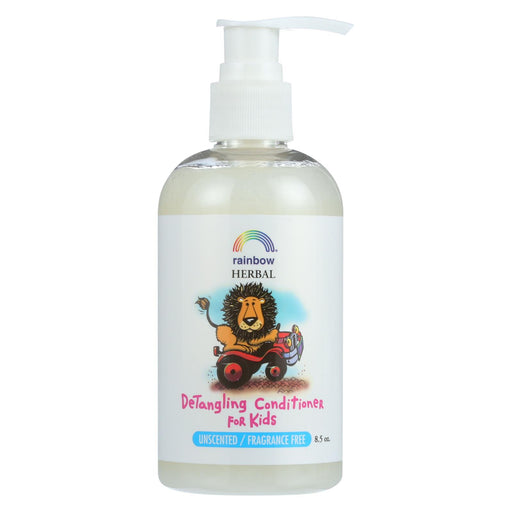 Rainbow Research Detangling Conditioner For Kids - Unscented - 8.5 Oz