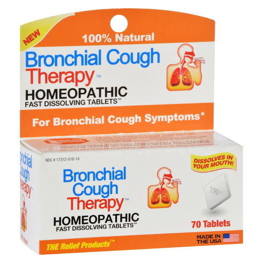 Trp Bronchial Cough Therapy - 70 Tablets