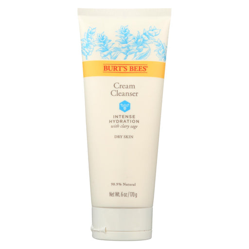 Burts Bees - Clnsr Intns Hydration Crm - 6 Oz