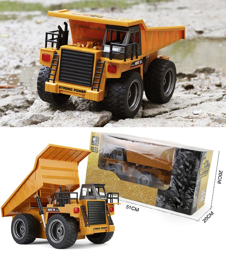 【50% OFF For Christmas Sales】 2019 RC Construction Vehicles