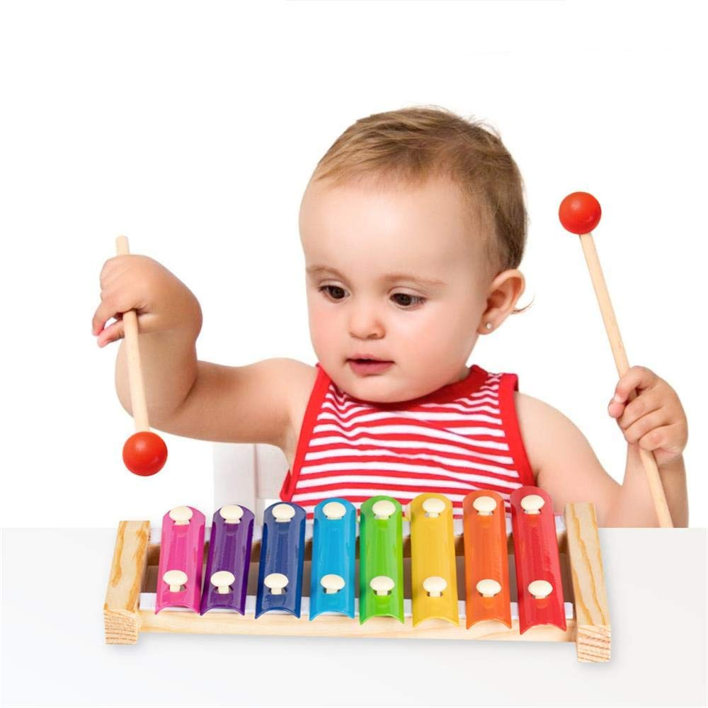 Xylophone Music Instrument Hand Knocking Piano