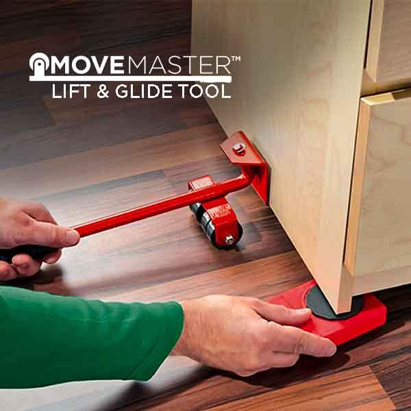 MoveMaster™ Lift and Glide Tool Furniture mover