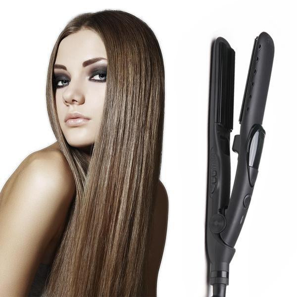 Limited-Time Discount!- 2 IN 1 Professional Hair Straightener-Exquisite Box