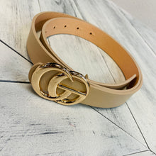 Load image into Gallery viewer, Skinny Gucci Belt