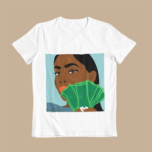 Black Women's Equal Pay Unisex Tee