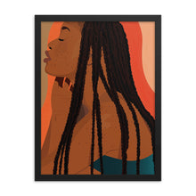 Load image into Gallery viewer, The Calm Framed Print