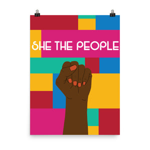 She the People Print